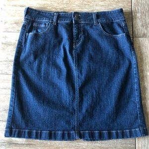 Old Navy Denim Skirt, Size 12